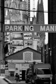 Parking Manhattan
